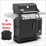 Spirit™ E-335™ Premium GBS™ Black