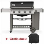 Genesis® II S-310 GBS - Gasgrill Schwarz W1