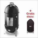 Smokey Mountain Cooker, 47 cm, Black Set W1