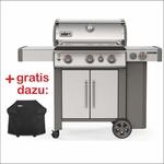 Genesis® IISP-335 GBS - Gasgrill Edelstahl Set W2