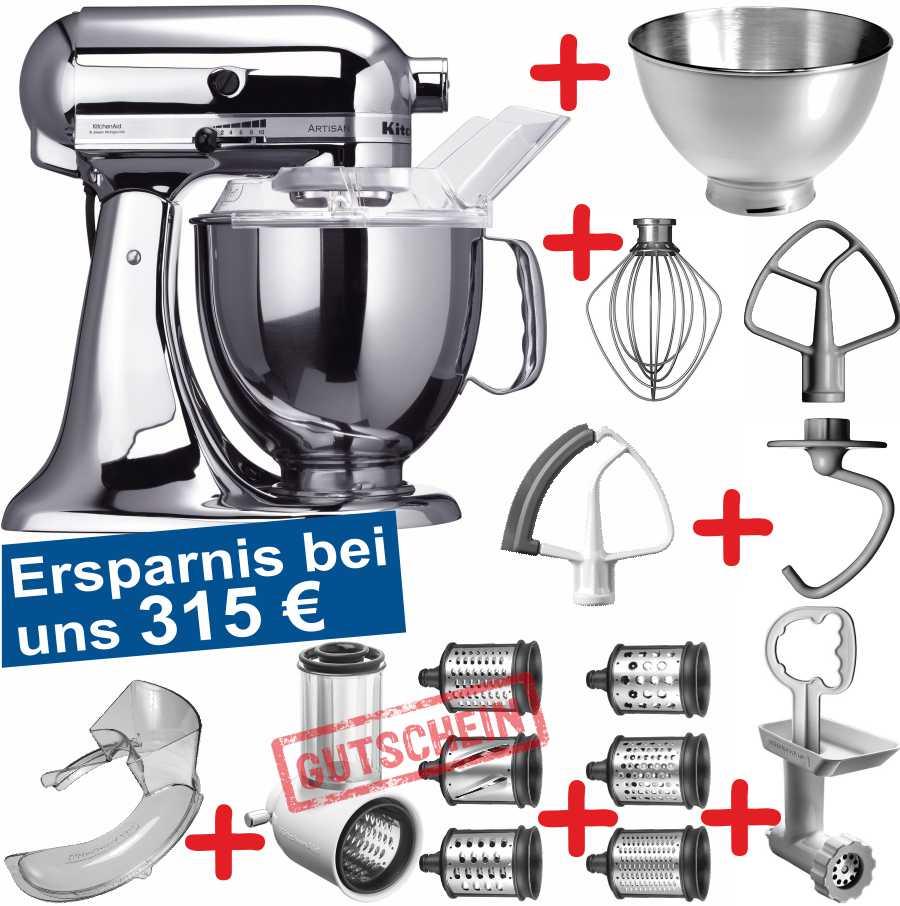 Ungewöhnlich Beste Kitchenaid Küchenmaschine Bilder - Küchenschrank ...