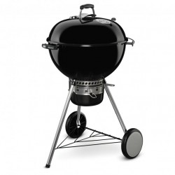 Master-Touch GBS, 57 cm, Black, Special Edition  Mit Edelstahlgrillrost GBS Gourmet BBQ System