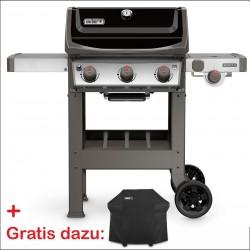 Spirit IIE-320 GBS Gasgrill Schwarz W1 Set