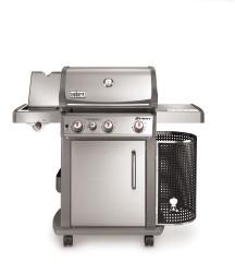 Spirit™ S-330™ Premium GBS™ 60 x 45 cm Edelstahl