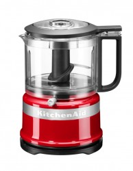 MINI-ZERKLEINERER 830ml KitchenAid Empire rot