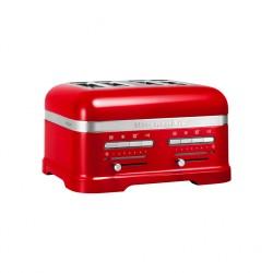 4-Scheiben-Toaster empire rot