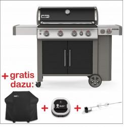 Genesis® IISP-435 GBS-Gasgrill Black Set 1