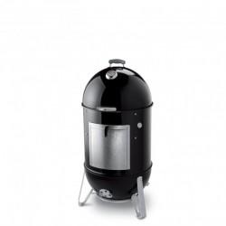 Smokey Mountain Cooker 37 cm, Black  Kompakter Doppeldecker