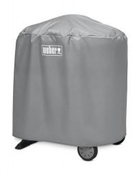 Abdeckhaube Standard - für Weber® Q® Serie mit Rollwagen oder Stand Gray