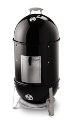 Smokey Mountain Cooker, 47 cm, Black