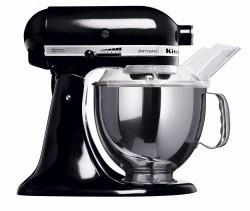 Küchenmaschine ONYX SCHWARZ KSM175 ARTISAN