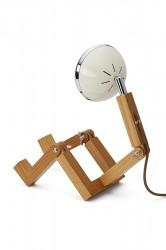 Mini WATTSON® LED Tischleuchte Vintage White