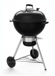Master-Touch GBS E-5755 – Holzkohlegrill Ø 57 cm  Schwarz W1