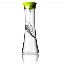 Wasserkaraffe mit tropfreiem Deckel- lime
