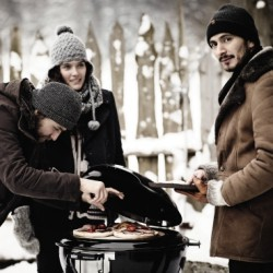 Wintergrillen - Winter on the grill  Do. 28.12.2017   10:30-15:00 Uhr